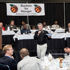 Badger Glory Days 2010 - Buckets For Hunger