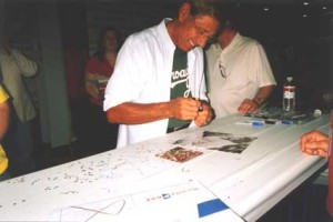 Joe Namath - Buckets For Hunger