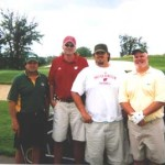 Tauscher Golfing - Buckets For Hunger